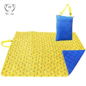 Outdoor Sand Beach Blanket Picnic Camping Hiking Dampproof 200*145CM Can Wash Machine Oxford Cloth Floor Mat ZS8-12