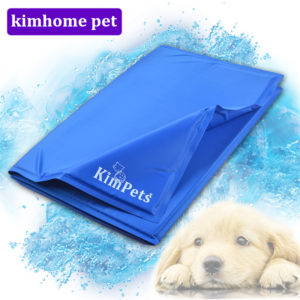 Pet Mat Dogs Summer Cool Ice Pad Portable Muti-functional Cats Sleeping Cooling Travel Blanket Pet Cushion for Bed Cages HPC04