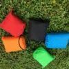 Portable Ultra-thin Folding Pocket Blanket Camping Waterproof Blanket Outdoor Fishing SandBeach Mat picnic Self-driving Trave 6