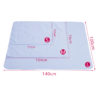 Self-cooling Pet Blanket for Dog Cats Ultra Soft Breathable Sleep Pad Heat Relief In Summer Material Snuggly Mat for All Seasan 6