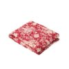 SewCrane Multi-functional Picnic Blanket Outdoor Camping Rug Beach Mat Travel Play Mat, Abstract flowers, 120cm x 120cm 2