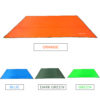 TOMSHOO Camping Mat Ultralight Outdoor Waterproof Tent Tarp Footprint Ground Sheet Mat Blanket Canopy for Camping Hiking Picnic 5