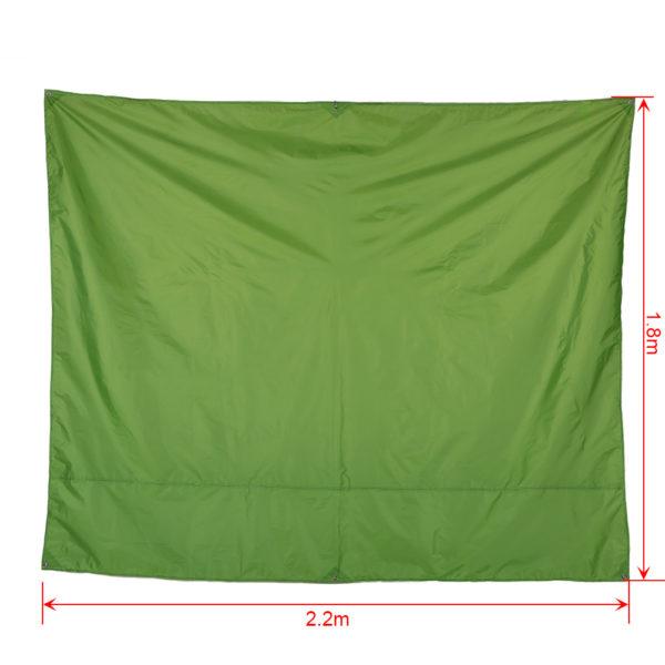 TOMSHOO Waterproof Beach Mat Outdoor Blanket Portable Picnic Mat Camping Baby Climb Ground Mat Mattress 2.2 * 1.8M / 2.2 * 1.5M