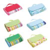 Vertvie Foldable Camping Mat Widen Picnic Mat Plaid Beach Blanket Baby Outdoor Waterproof Mat Blanket Cover For Picnic BeachPad 6