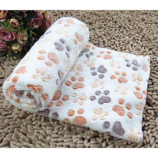 Warm Pet Dog Blanket Puppy Sleep Dogs Mat Small Large Size Dog Blanket Towel Winter Pet Mat for Dog Cats Pet Supplies 23S2