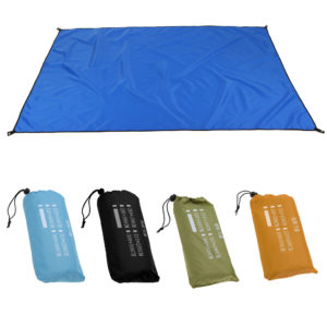 Waterproof Beach Mat Outdoor Blanket Portable Picnic Mat Camping Mat Baby Climb Ground Mattress Sun Shelter Awning Sleeping Mat
