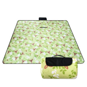 Waterproof Foldable blanket for Outdoor Camping Travel Picnic Mat Plaid Beach Blanket Baby moisture-proof Climb Blanket