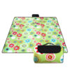 Waterproof Foldable blanket for Outdoor Camping Travel Picnic Mat Plaid Beach Blanket Baby moisture-proof Climb Blanket 4