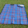 Waterproof Moistureproof Outdoor Beach Picnic Camping Mat Multiplayer Foldable Baby Climb Plaid Blanket 200cm x 150cm 3