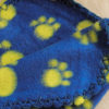 Wholesale Pet Cat Kitten Dog Puppy Winter Blanket Warm Beds Mat Cover Soft Fleece Paw Print 7KIO 5